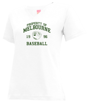 Melbourne High School V-neck Shirts