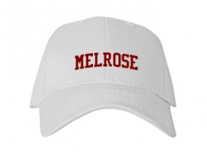 Melrose High School Kid Embroidered Baseball Caps