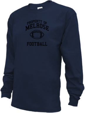 Melrose Middle School Kid Long Sleeve Shirts
