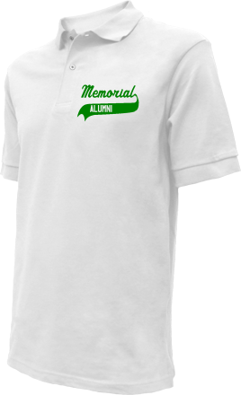 Memorial Middle School Embroidered Polo Shirts