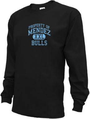 Mendez Middle School Kid Long Sleeve Shirts
