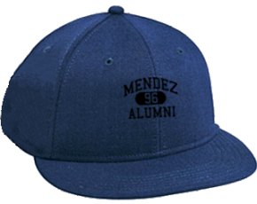 Mendez Middle School Flat Visor Caps
