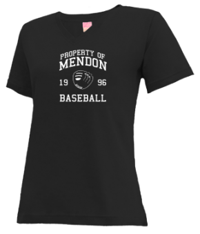 Mendon High School V-neck Shirts
