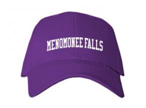 Menomonee Falls High School Kid Embroidered Baseball Caps