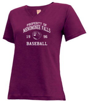 Menomonee Falls High School V-neck Shirts