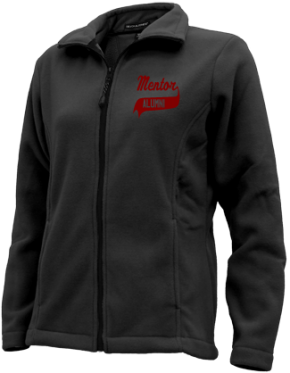 Mentor High School Embroidered Fleece Jackets