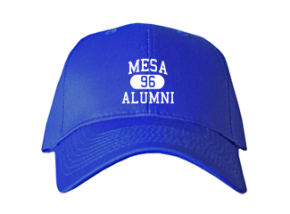 Mesa Elementary School Embroidered Baseball Caps