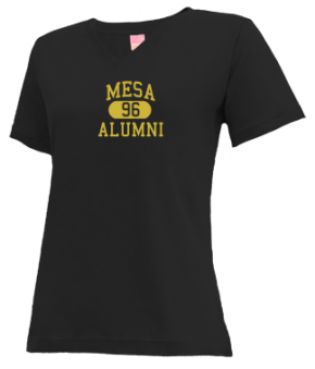 Mesa High School V-neck Shirts