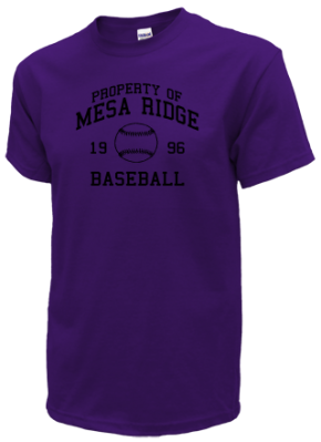 Mesa Ridge High School T-Shirts