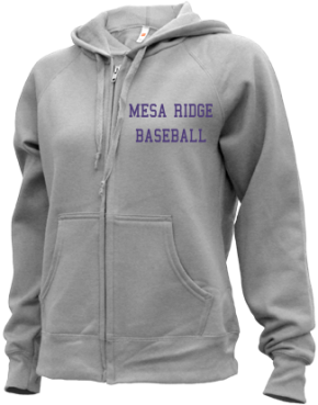 Mesa Ridge High School Zip-up Hoodies