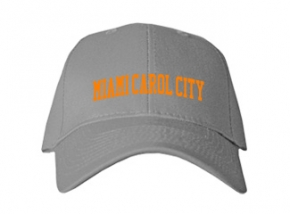 Miami Carol City Senior High School Kid Embroidered Baseball Caps