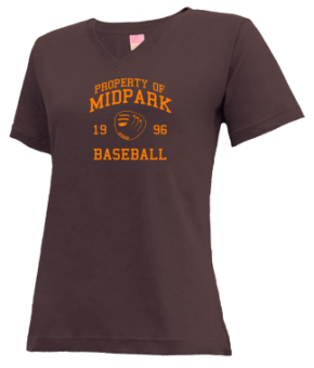 Midpark High School V-neck Shirts