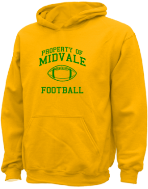 Midvale Elementary School Kid Hooded Sweatshirts
