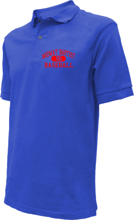 Midway Baptist High School Embroidered Polo Shirts