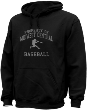 Midwest Central High School Hoodies