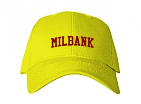 Milbank Middle School Kid Embroidered Baseball Caps