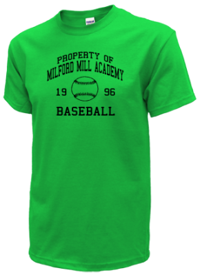 Milford Mill Academy High School T-Shirts