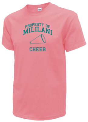 Mililani Middle School T-Shirts