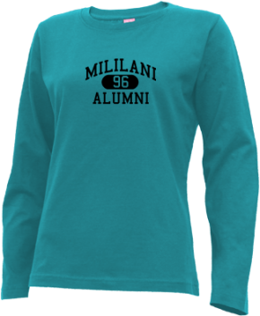 Mililani Middle School Long Sleeve Shirts