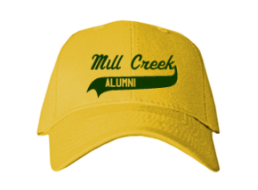 Mill Creek Middle School Embroidered Baseball Caps