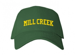 Mill Creek Middle School Kid Embroidered Baseball Caps