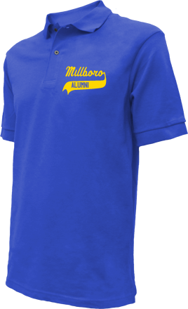 Millboro Elementary School Embroidered Polo Shirts