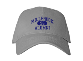 Millbrook High School Embroidered Baseball Caps