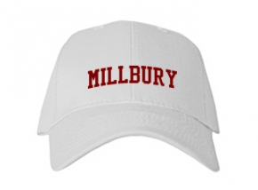 Millbury High School Kid Embroidered Baseball Caps