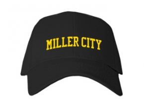 Miller City High School Kid Embroidered Baseball Caps