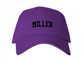 Miller High School Kid Embroidered Baseball Caps