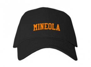 Mineola High School Kid Embroidered Baseball Caps