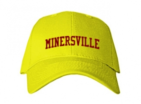 Minersville Elementary School Kid Embroidered Baseball Caps