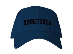 Minnetonka High School Kid Embroidered Baseball Caps
