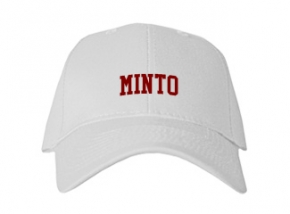 Minto High School Kid Embroidered Baseball Caps