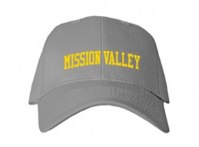 Mission Valley High School Kid Embroidered Baseball Caps
