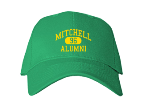 Mitchell Elementary School Embroidered Baseball Caps