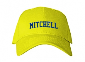 Mitchell Junior High School Kid Embroidered Baseball Caps