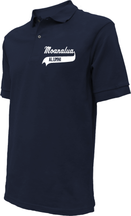 Moanalua Elementary School Embroidered Polo Shirts