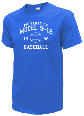 Model 9-12 High School T-Shirts