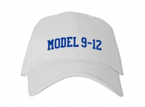 Model 9-12 High School Kid Embroidered Baseball Caps