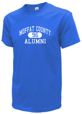 Moffat County High School T-Shirts