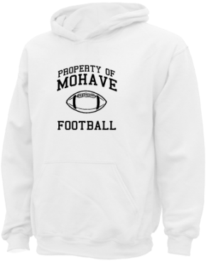 Mohave Middle School Kid Hooded Sweatshirts