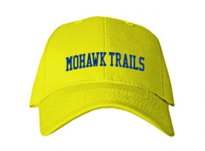 Mohawk Trails Elementary School Kid Embroidered Baseball Caps