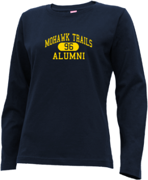 Mohawk Trails Elementary School Long Sleeve Shirts