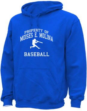 Moises E. Molina High School Hoodies
