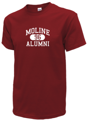 Moline High School T-Shirts