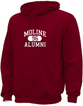 Moline High School Hoodies