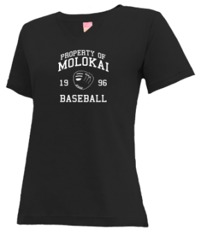 Molokai High School V-neck Shirts