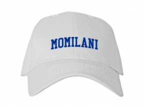 Momilani Elementary School Kid Embroidered Baseball Caps