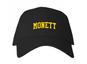 Monett High School Kid Embroidered Baseball Caps